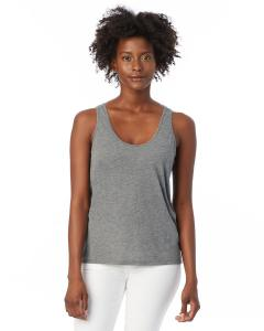 Ash Heather Ladies' Slinky-Jersey Tank Top