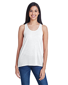 White Ladies Freedom Tank