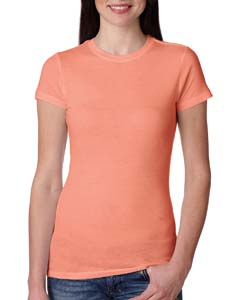 Light Orange Ladies' Perfect Tee