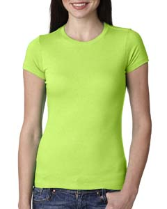 Neon Green Ladies' Perfect Tee