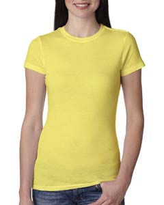 Vibrant Yellow Ladies' Perfect Tee