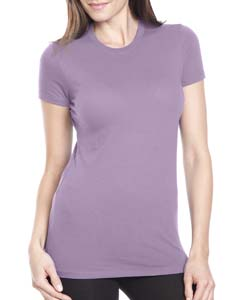 Lilac Ladies' Perfect Tee