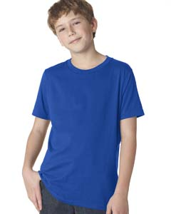 Royal Boys' Premium Short-Sleeve Crew Tee