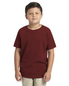 Cardinal Youth Premium Short-Sleeve Crew Tee