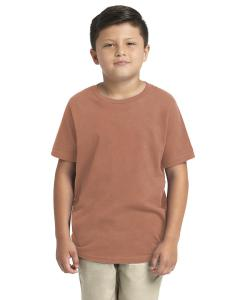 Desert Pink Youth Premium Short-Sleeve Crew Tee