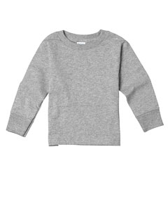 Heather Toddler 5.5 oz. Jersey Long-Sleeve T-Shirt