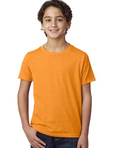 Orange Youth CVC Crew Tee