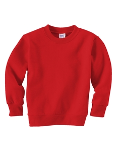 Red Toddler 7.5 oz. Fleece Sweatshirt