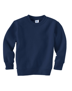 Navy Toddler 7.5 oz. Fleece Sweatshirt