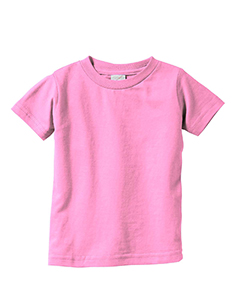 Pink Infant 4.5 oz. Fine Jersey T-Shirt
