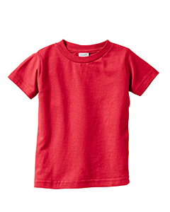 Red Infant 4.5 oz. Fine Jersey T-Shirt