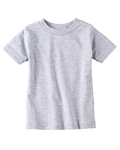 Heather Infant 4.5 oz. Fine Jersey T-Shirt