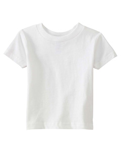 White Infant Cotton Jersey T-Shirt
