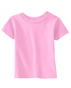 Pink Infant Cotton Jersey T-Shirt