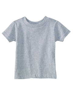 Heather Infant Cotton Jersey T-Shirt