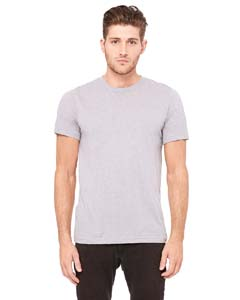 Ath Grey Trblnd Unisex Triblend Short-Sleeve T-Shirt