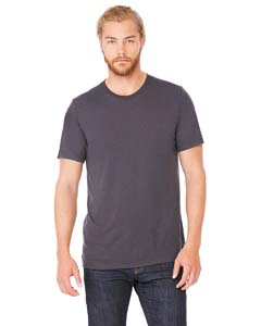 Sd Dark Gry Trbl Unisex Triblend Short-Sleeve T-Shirt