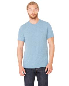 Denim Triblend Unisex Triblend Short-Sleeve T-Shirt