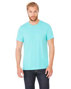 Sea Green Trblnd Unisex Triblend Short-Sleeve T-Shirt