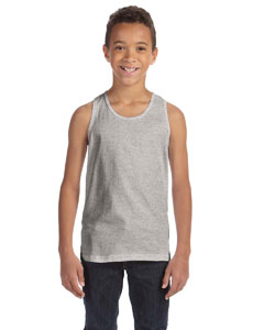 Athletic Heather Youth Jersey Tank