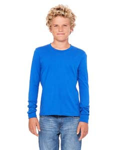 True Royal Youth Jersey Long-Sleeve T-Shirt