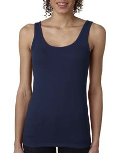 Midnight Navy Ladies' Jersey Tank Top