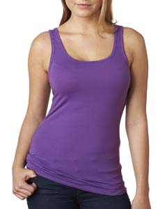 Purple Berry Ladies' Jersey Tank Top