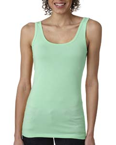 Mint Ladies' Jersey Tank Top