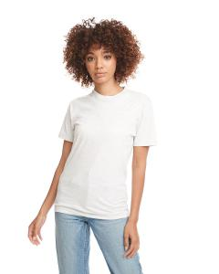 White Unisex Cotton T-Shirt