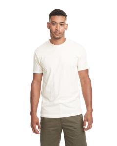 Cream Unisex Cotton T-Shirt