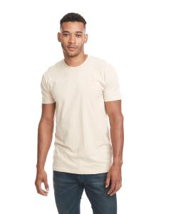 Natural Unisex Cotton T-Shirt