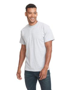 Heather Gray Unisex Cotton T-Shirt