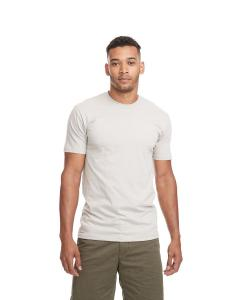 Light Gray Unisex Cotton T-Shirt