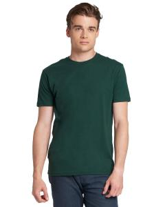 Forest Green Unisex Cotton T-Shirt