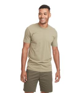 Light Olive Unisex Cotton T-Shirt