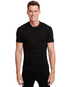 Black Unisex Cotton T-Shirt