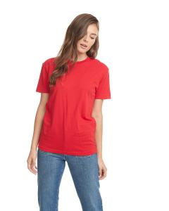 Red Unisex Cotton T-Shirt