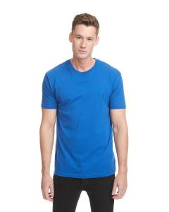Royal Men's Premium Fitted Short-Sleeve Crew