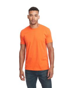Classic Orange Unisex Cotton T-Shirt