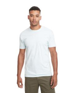 Light Blue Unisex Cotton T-Shirt