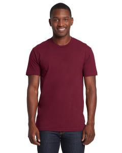 Maroon Unisex Cotton T-Shirt