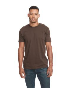Dark Chocolate Unisex Cotton T-Shirt