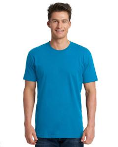 Turquoise Unisex Cotton T-Shirt