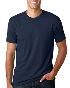 Midnight Navy Men's Made in USA Cotton Crew