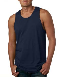 Midnight Navy Men's Premium Jersey Tank