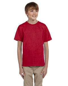 True Red Youth 5 oz. HiDENSI-T® T-Shirt