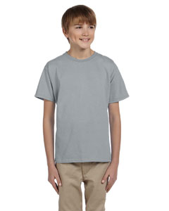 Athletic Heather Youth 5 oz. HiDENSI-T® T-Shirt