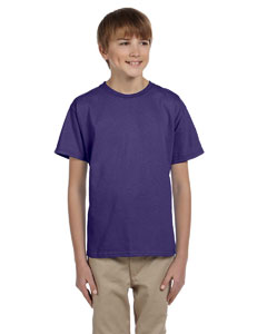 Deep Purple Youth 5 oz. HiDENSI-T® T-Shirt