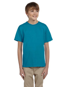 California Blue Youth 5 oz. HiDENSI-T® T-Shirt