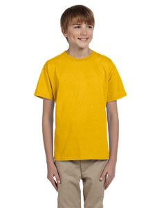 Gold Youth 5 oz. HiDENSI-T® T-Shirt